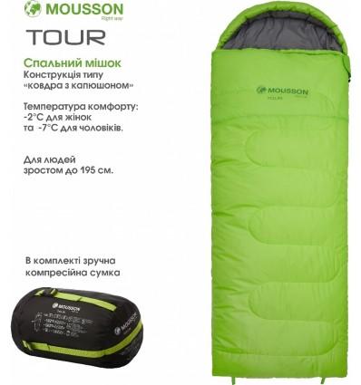 Спальний мішок Mousson Tour L