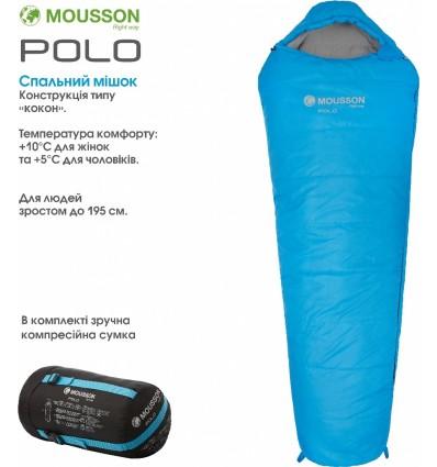 Спальний мішок Mousson Polo L